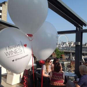 We ♥ Heart! Tipple on the terrace…