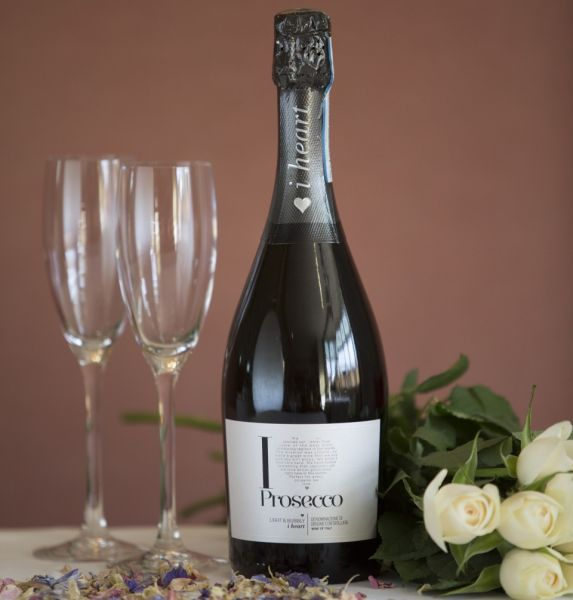 i heart Prosecco gets a swanky new look